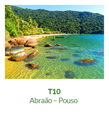 Trilha T10 – Abraão – Pouso - Ilha Grande - RJ