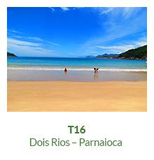 Trilha T16 – Dois Rios – Parnaioca - Ilha Grande - RJ