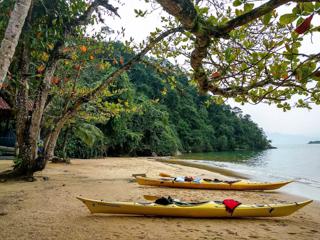 Paseos en kayak con descanso libre, donde quieras