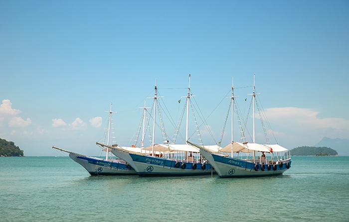 Equipe Athos | Passeios para Lopes Mendes em Ilha Grande