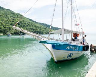 Equipe Athos | Passeios para Lopes Mendes - Ilha Grande - RJ