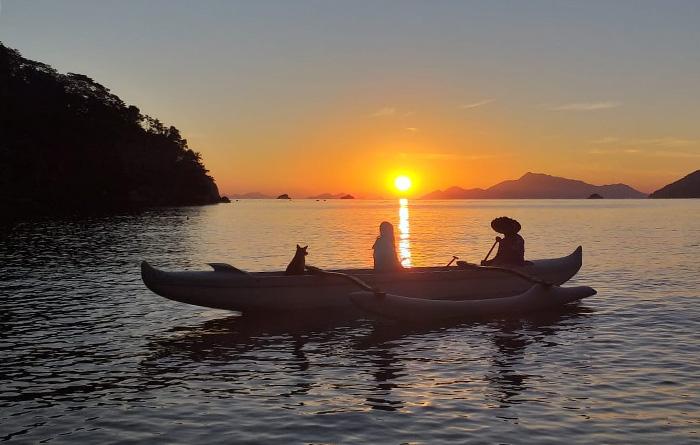 Passeio de Índio | Ilha Grande | RJ
