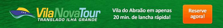 Fast-boat de Conceição de Jacareí para Vila do Abraão - Ilha Grande.